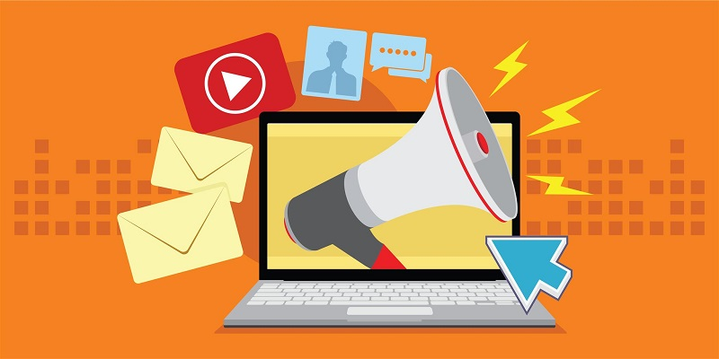 Promoting business through content marketing
